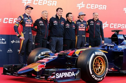 Fifth in 2015 F1 championship no fantasy target insists Toro Rosso
