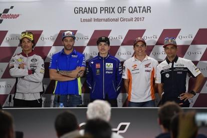 MotoGP riders back Qatar Grand Prix qualifying cancellation