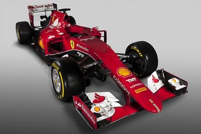 Ferrari unveils Kimi Raikkonen and Sebastian Vettel's 2015 F1 car