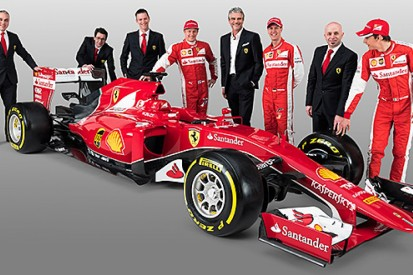 Ferrari aims to win F1 races in 2015 with new SF15-T