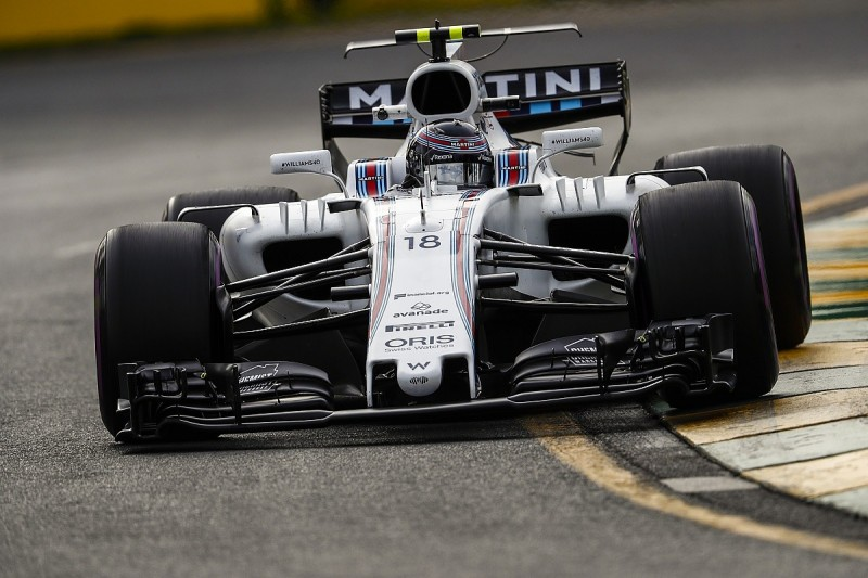 Stroll hit with gearbox change grid penalty into Australian GP