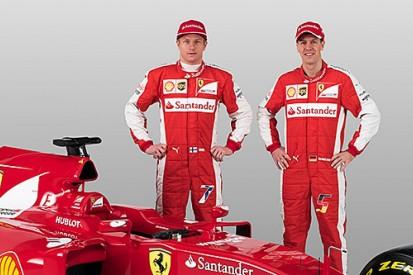 Vettel hails 'straightforward' Ferrari F1 team-mate Raikkonen