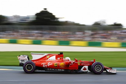 Vettel says Australian GP pole was out of question despite lost time