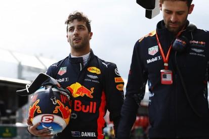 Daniel Ricciardo labels Australian GP qualifying crash as 'weird'