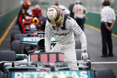 Hamilton is strongest he's ever been, says Mercedes F1 boss Wolff