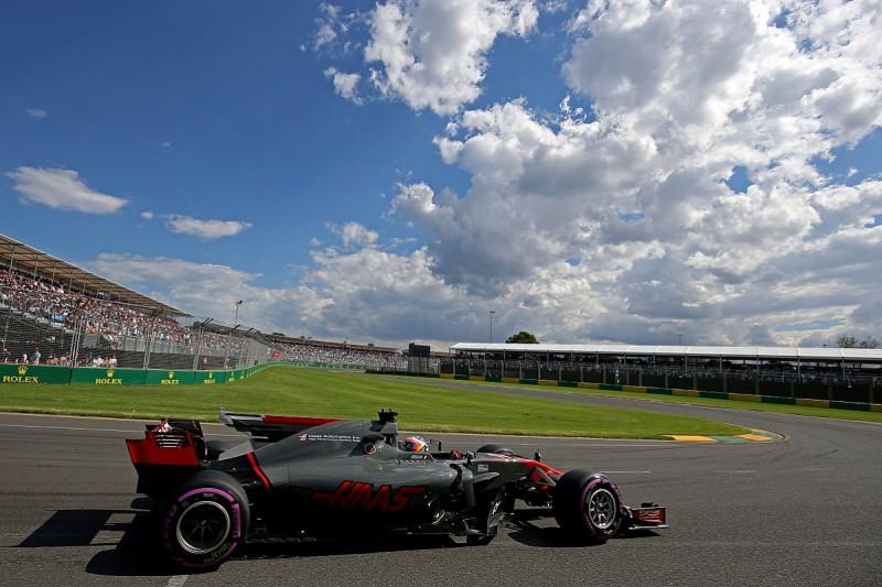 Haas speed in Australian Formula 1 qualifying surprises rivals