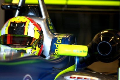 McLaren Autosport BRDC Award winner Norris leads European F3 test