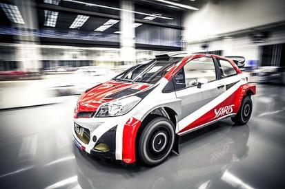 Toyota announces 2017 World Rally Championship return with Yaris