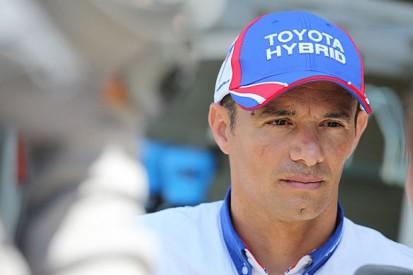 WEC racer Stephane Sarrazin leads Toyota Yaris WRC test line-up