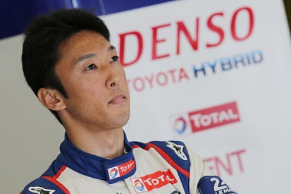 Nakajima joins Davidson and Buemi in 2015 Toyota WEC LMP1 reshuffle
