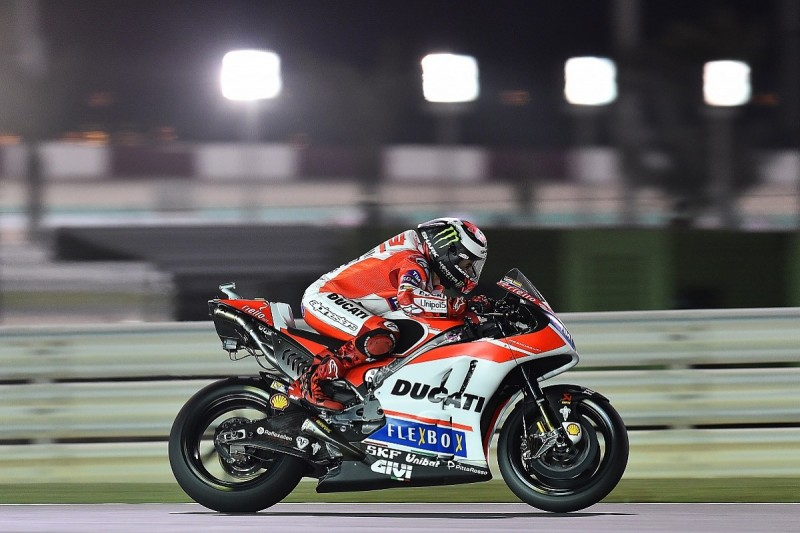 Jorge Lorenzo believes Qatar MotoGP front row possible from Q1