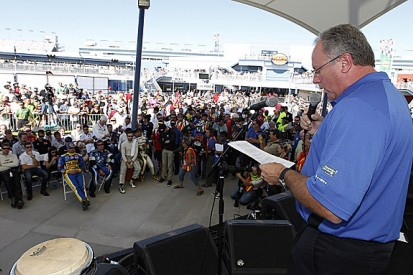 Brian Barnhart recalled for second tenure as IndyCar race director