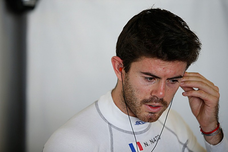 Norman Nato switches to GP2 with Arden for 2015 season