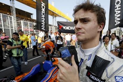 European F3 frontrunner Lucas Auer gets 2015 Mercedes DTM seat