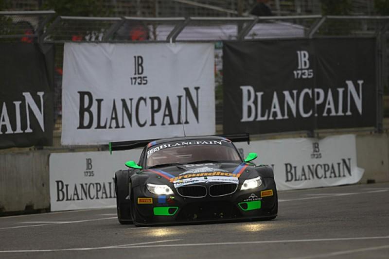 Triple Eight launches 2015 Blancpain Endurance Series BMW programme