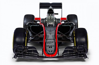 McLaren F1 team unveils Honda-powered MP4-30