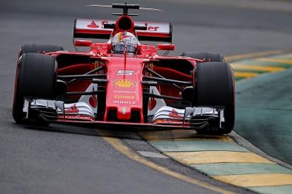 Australian GP: Vettel says balance issues held Ferrari back