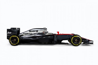 Fernando Alonso promises patience as 2015 F1 McLaren-Honda launched