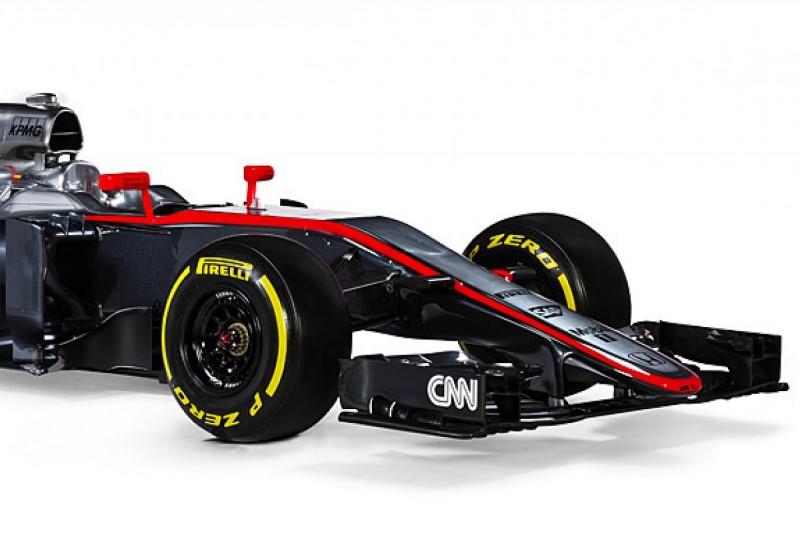 McLaren MP4-30 the result of F1 team's new design philosophy