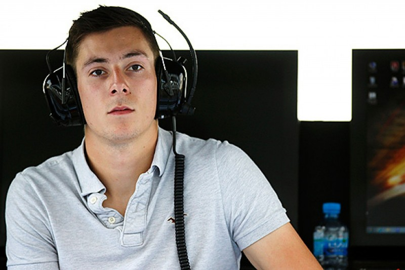 GP3 champion Alex Lynn joins Williams F1 team as development driver