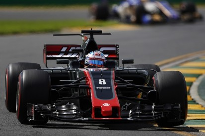 Haas F1 team ordered to remove its T-wing in Australian GP practice
