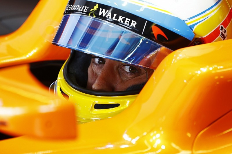 Fernando Alonso: Being outside top six not good enough for McLaren