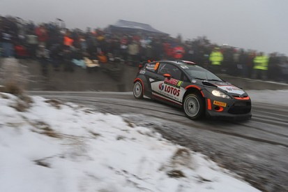 WRC champions Loeb and Ogier praise Kubica's Monte Carlo Rally pace