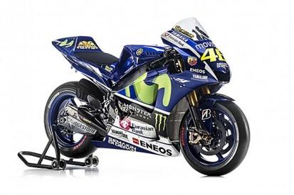 Yamaha unveils 2015 MotoGP bike, the YZR-M1