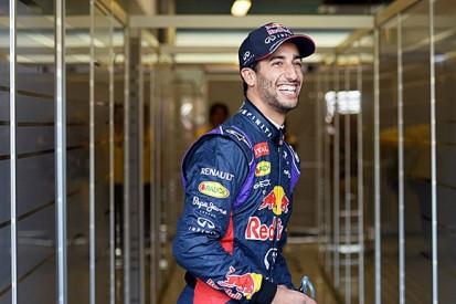 Daniel Ricciardo says F1 drivers would relish 1000bhp engines
