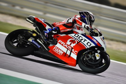 Qatar MotoGP: Redding fastest in practice two as Vinales crashes