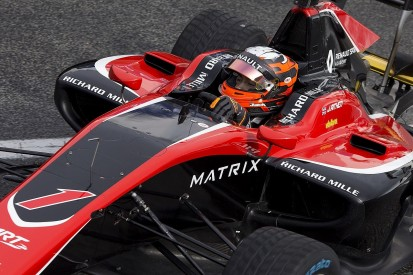 GP3 testing: ART sweeps top three with Aitken, Fukuzumi and Russell