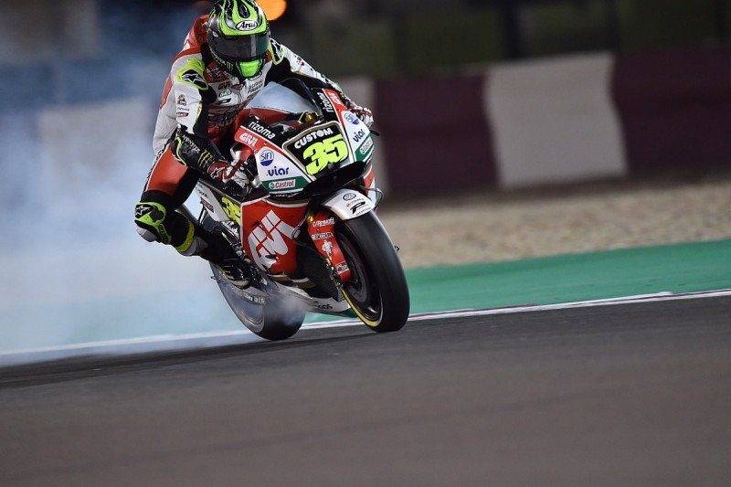 Cal Crutchlow 'rode shit' after early Qatar MotoGP practice issue