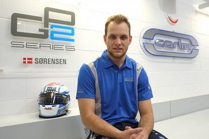 Lotus F1 protege Marco Sorensen in Carlin GP2 move for 2015