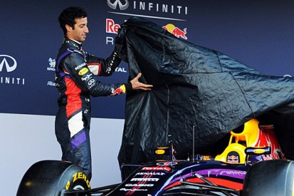 Red Bull opts for late car build ahead of 2015 F1 testing