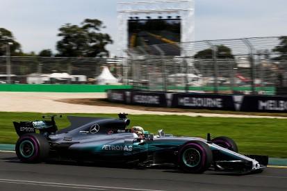 Formula 1 Australian GP: Hamilton fastest in first practice of 2017