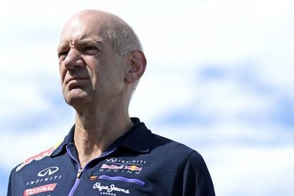 New Red Bull Formula 1 car still has Adrian Newey influence
