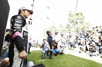 Sergio Perez on 'extreme diet' because of heavy Force India F1 car