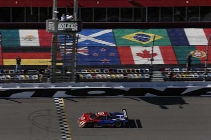 Daytona 24 Hours: Ganassi's Dixon, Kanaan, McMurray and Larson win