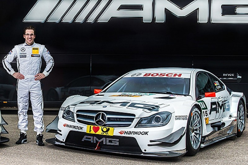 Maximilian Gotz lands Mercedes DTM race seat for 2015