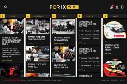 Motorsport Stats announces launch of ForixWire content service