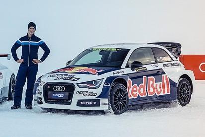 Marklund switches to EKS Audi for World Rallycross Championship