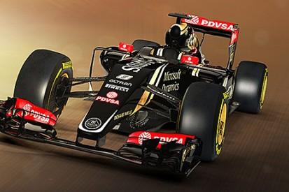 Lotus F1 team says it is financially sound ahead of 2015 season