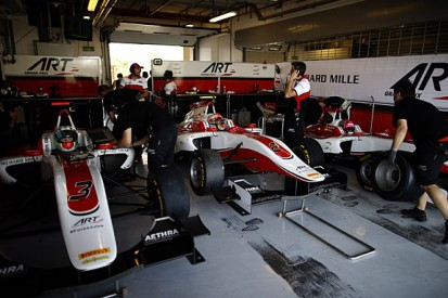 ART GP3 test and expanded prize fund for 2015 BRDC F4 champion