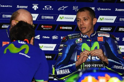 Eight riders can win MotoGP races in 2017, says Yamaha rider Rossi