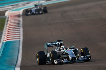 Rivals warned Mercedes F1 power unit will be stronger in 2015