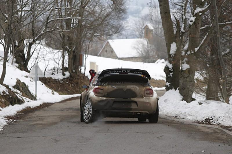 WRC Monte Carlo Rally: Sebastien Loeb to rejoin under Rally2