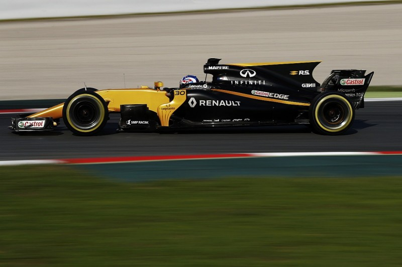 Renault does not feel 'safe' ahead of Honda in F1 engine battle