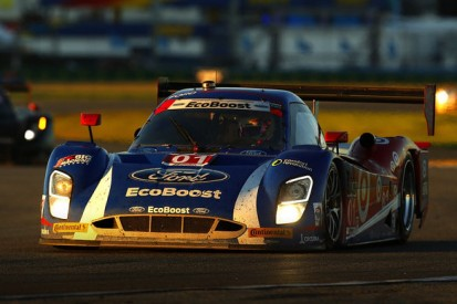 Chip Ganassi Racing runs one-two after six hours at Daytona 24 Hours