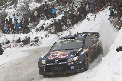 WRC Monte Carlo Rally: Sebastien Ogier wins in all-VW top three