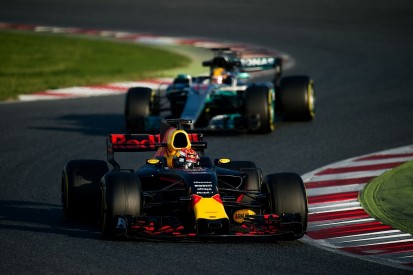 Mercedes and Red Bull had to alter F1 suspension designs for 2017